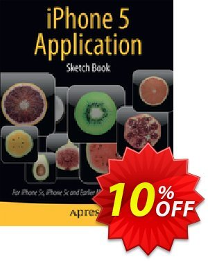 iPhone 5 Application Sketch Book (Kaplan) discount coupon iPhone 5 Application Sketch Book (Kaplan) Deal - iPhone 5 Application Sketch Book (Kaplan) Exclusive Easter Sale offer for iVoicesoft