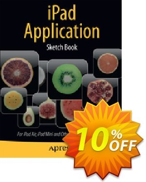 iPad Application Sketch Book (Kaplan) discount coupon iPad Application Sketch Book (Kaplan) Deal - iPad Application Sketch Book (Kaplan) Exclusive Easter Sale offer for iVoicesoft