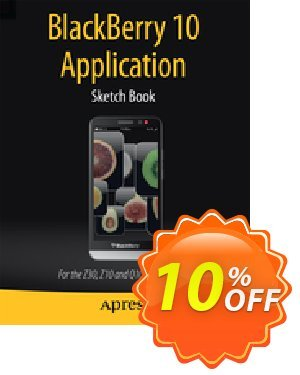 BlackBerry 10 Application Sketch Book (Kaplan) 優惠券,折扣碼 BlackBerry 10 Application Sketch Book (Kaplan) Deal,促銷代碼: BlackBerry 10 Application Sketch Book (Kaplan) Exclusive Easter Sale offer for iVoicesoft