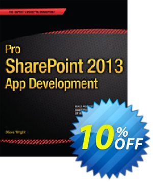 Pro SharePoint 2013 App Development (Wright) discount coupon Pro SharePoint 2013 App Development (Wright) Deal - Pro SharePoint 2013 App Development (Wright) Exclusive Easter Sale offer for iVoicesoft