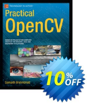 Practical OpenCV (Brahmbhatt) Gutschein rabatt Practical OpenCV (Brahmbhatt) Deal Aktion: Practical OpenCV (Brahmbhatt) Exclusive Easter Sale offer for iVoicesoft