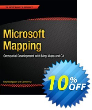 Microsoft Mapping (Rischpater) discount coupon Microsoft Mapping (Rischpater) Deal - Microsoft Mapping (Rischpater) Exclusive Easter Sale offer for iVoicesoft