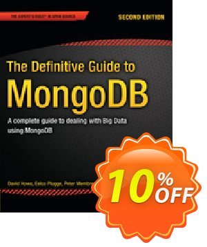 The Definitive Guide to MongoDB (Hows) 프로모션 코드 The Definitive Guide to MongoDB (Hows) Deal 프로모션: The Definitive Guide to MongoDB (Hows) Exclusive Easter Sale offer for iVoicesoft