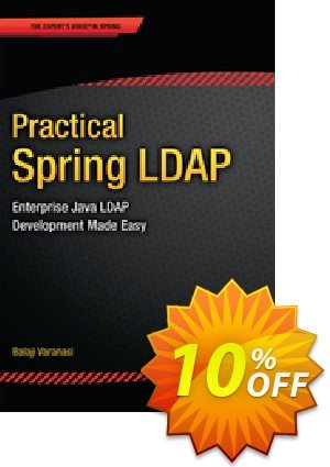 Practical Spring LDAP (Varanasi) discount coupon Practical Spring LDAP (Varanasi) Deal - Practical Spring LDAP (Varanasi) Exclusive Easter Sale offer for iVoicesoft