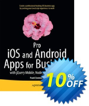 Pro iOS and Android Apps for Business (Zammetti) discount coupon Pro iOS and Android Apps for Business (Zammetti) Deal - Pro iOS and Android Apps for Business (Zammetti) Exclusive Easter Sale offer for iVoicesoft