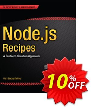 Node.js Recipes (Gackenheimer) discount coupon Node.js Recipes (Gackenheimer) Deal - Node.js Recipes (Gackenheimer) Exclusive Easter Sale offer for iVoicesoft