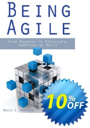 Being Agile (Moreira) discount coupon Being Agile (Moreira) Deal - Being Agile (Moreira) Exclusive Easter Sale offer for iVoicesoft