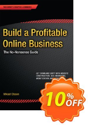 Build a Profitable Online Business (Olsson) 優惠券,折扣碼 Build a Profitable Online Business (Olsson) Deal,促銷代碼: Build a Profitable Online Business (Olsson) Exclusive Easter Sale offer for iVoicesoft