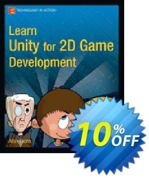 Learn Unity for 2D Game Development (Thorn) discount coupon Learn Unity for 2D Game Development (Thorn) Deal - Learn Unity for 2D Game Development (Thorn) Exclusive Easter Sale offer for iVoicesoft
