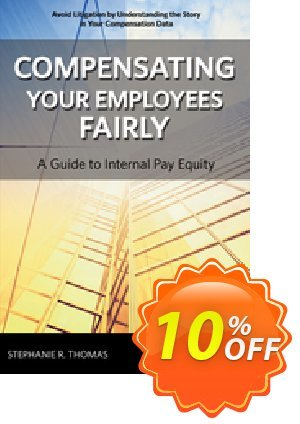 Compensating Your Employees Fairly (Thomas) discount coupon Compensating Your Employees Fairly (Thomas) Deal - Compensating Your Employees Fairly (Thomas) Exclusive Easter Sale offer for iVoicesoft