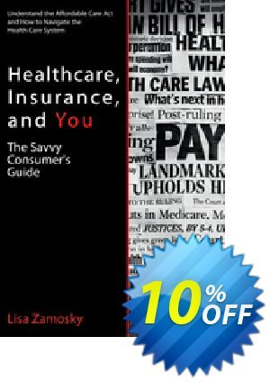 Healthcare, Insurance, and You (Zamosky) discount coupon Healthcare, Insurance, and You (Zamosky) Deal - Healthcare, Insurance, and You (Zamosky) Exclusive Easter Sale offer for iVoicesoft