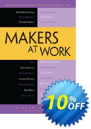 Makers at Work (Osborn) discount coupon Makers at Work (Osborn) Deal - Makers at Work (Osborn) Exclusive Easter Sale offer for iVoicesoft