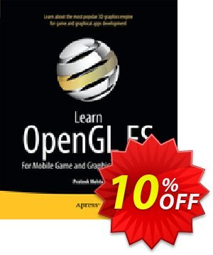 Learn OpenGL ES (Mehta) discount coupon Learn OpenGL ES (Mehta) Deal - Learn OpenGL ES (Mehta) Exclusive Easter Sale offer for iVoicesoft