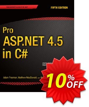 Pro ASP.NET 4.5 in C# (Freeman) discount coupon Pro ASP.NET 4.5 in C# (Freeman) Deal - Pro ASP.NET 4.5 in C# (Freeman) Exclusive Easter Sale offer for iVoicesoft