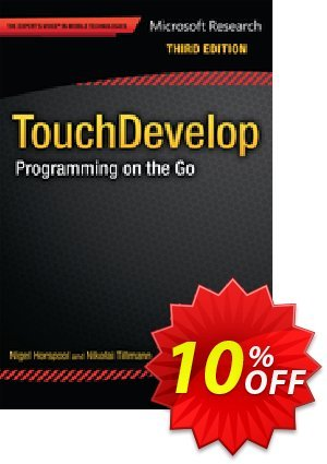 TouchDevelop (Horspool) discount coupon TouchDevelop (Horspool) Deal - TouchDevelop (Horspool) Exclusive Easter Sale offer for iVoicesoft