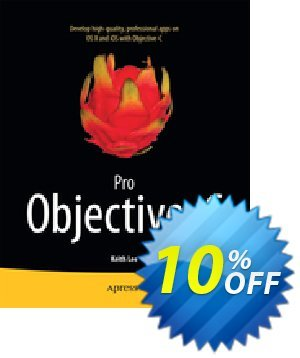 Pro Objective-C (Lee) discount coupon Pro Objective-C (Lee) Deal - Pro Objective-C (Lee) Exclusive Easter Sale offer for iVoicesoft