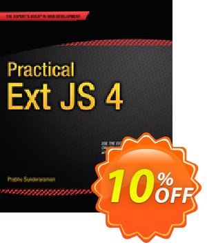 Practical Ext JS 4 (Sunderaraman) discount coupon Practical Ext JS 4 (Sunderaraman) Deal - Practical Ext JS 4 (Sunderaraman) Exclusive Easter Sale offer for iVoicesoft