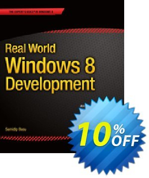 Real World Windows 8 Development (Basu) discount coupon Real World Windows 8 Development (Basu) Deal - Real World Windows 8 Development (Basu) Exclusive Easter Sale offer for iVoicesoft