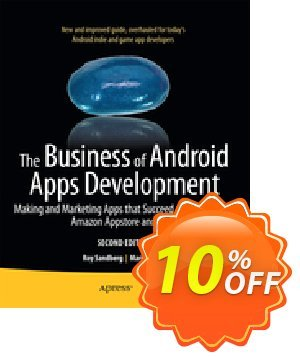 The Business of Android Apps Development (Rollins) discount coupon The Business of Android Apps Development (Rollins) Deal - The Business of Android Apps Development (Rollins) Exclusive Easter Sale offer for iVoicesoft