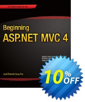 Beginning ASP.NET MVC 4 (Guay Paz) discount coupon Beginning ASP.NET MVC 4 (Guay Paz) Deal - Beginning ASP.NET MVC 4 (Guay Paz) Exclusive Easter Sale offer for iVoicesoft