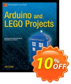 Arduino and LEGO Projects (Lazar) discount coupon Arduino and LEGO Projects (Lazar) Deal - Arduino and LEGO Projects (Lazar) Exclusive Easter Sale offer for iVoicesoft