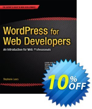 WordPress for Web Developers (Leary) 優惠券,折扣碼 WordPress for Web Developers (Leary) Deal,促銷代碼: WordPress for Web Developers (Leary) Exclusive Easter Sale offer for iVoicesoft