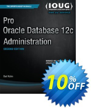 Pro Oracle Database 12c Administration (Kuhn) discount coupon Pro Oracle Database 12c Administration (Kuhn) Deal - Pro Oracle Database 12c Administration (Kuhn) Exclusive Easter Sale offer for iVoicesoft