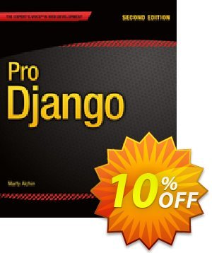 Pro Django (Alchin) 優惠券,折扣碼 Pro Django (Alchin) Deal,促銷代碼: Pro Django (Alchin) Exclusive Easter Sale offer for iVoicesoft