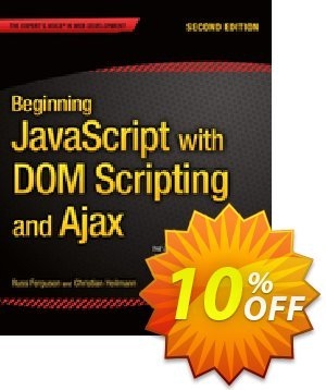 Beginning JavaScript with DOM Scripting and Ajax (Ferguson) discount coupon Beginning JavaScript with DOM Scripting and Ajax (Ferguson) Deal - Beginning JavaScript with DOM Scripting and Ajax (Ferguson) Exclusive Easter Sale offer for iVoicesoft