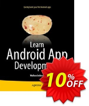 Learn Android App Development (Jackson) discount coupon Learn Android App Development (Jackson) Deal - Learn Android App Development (Jackson) Exclusive Easter Sale offer for iVoicesoft