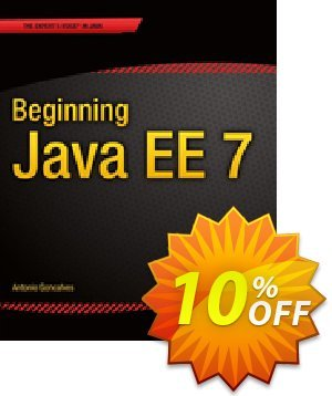 Beginning Java EE 7 (Goncalves) discount coupon Beginning Java EE 7 (Goncalves) Deal - Beginning Java EE 7 (Goncalves) Exclusive Easter Sale offer for iVoicesoft