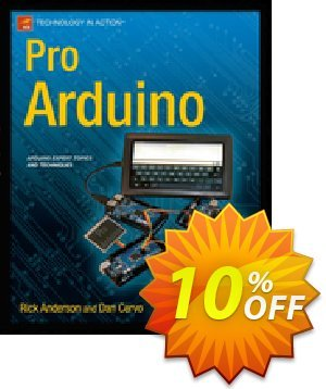 Pro Arduino (Anderson) 프로모션 코드 Pro Arduino (Anderson) Deal 프로모션: Pro Arduino (Anderson) Exclusive Easter Sale offer for iVoicesoft
