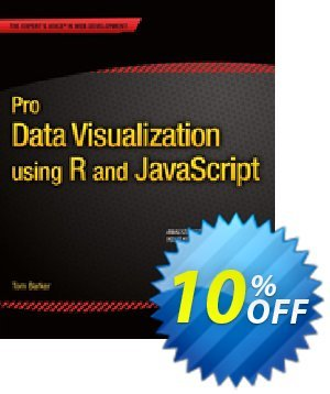 Pro Data Visualization using R and JavaScript (Barker) 優惠券,折扣碼 Pro Data Visualization using R and JavaScript (Barker) Deal,促銷代碼: Pro Data Visualization using R and JavaScript (Barker) Exclusive Easter Sale offer for iVoicesoft