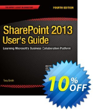 SharePoint 2013 User's Guide (Smith) discount coupon SharePoint 2013 User's Guide (Smith) Deal - SharePoint 2013 User's Guide (Smith) Exclusive Easter Sale offer for iVoicesoft