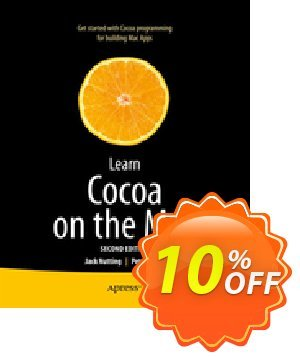 Learn Cocoa on the Mac (Nutting) 프로모션 코드 Learn Cocoa on the Mac (Nutting) Deal 프로모션: Learn Cocoa on the Mac (Nutting) Exclusive Easter Sale offer for iVoicesoft