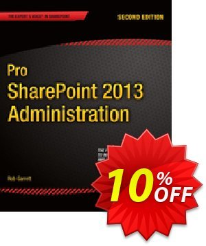 Pro SharePoint 2013 Administration (Garrett) 프로모션 코드 Pro SharePoint 2013 Administration (Garrett) Deal 프로모션: Pro SharePoint 2013 Administration (Garrett) Exclusive Easter Sale offer for iVoicesoft