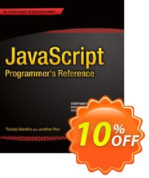 JavaScript Programmer's Reference (Valentine) discount coupon JavaScript Programmer's Reference (Valentine) Deal - JavaScript Programmer's Reference (Valentine) Exclusive Easter Sale offer for iVoicesoft