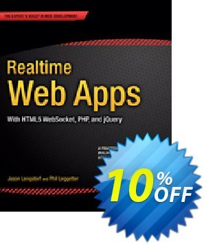 Realtime Web Apps (Lengstorf) discount coupon Realtime Web Apps (Lengstorf) Deal - Realtime Web Apps (Lengstorf) Exclusive Easter Sale offer for iVoicesoft
