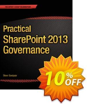Practical SharePoint 2013 Governance (Goodyear) discount coupon Practical SharePoint 2013 Governance (Goodyear) Deal - Practical SharePoint 2013 Governance (Goodyear) Exclusive Easter Sale offer for iVoicesoft