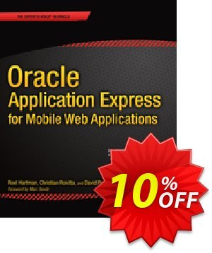 Oracle Application Express for Mobile Web Applications (Hartman) Coupon discount Oracle Application Express for Mobile Web Applications (Hartman) Deal. Promotion: Oracle Application Express for Mobile Web Applications (Hartman) Exclusive Easter Sale offer for iVoicesoft