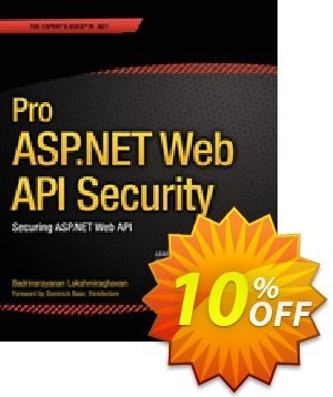 Pro ASP.NET Web API Security (Lakshmiraghavan) discount coupon Pro ASP.NET Web API Security (Lakshmiraghavan) Deal - Pro ASP.NET Web API Security (Lakshmiraghavan) Exclusive Easter Sale offer for iVoicesoft