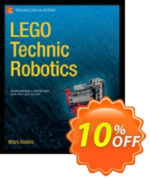 LEGO Technic Robotics (Rollins) discount coupon LEGO Technic Robotics (Rollins) Deal - LEGO Technic Robotics (Rollins) Exclusive Easter Sale offer for iVoicesoft