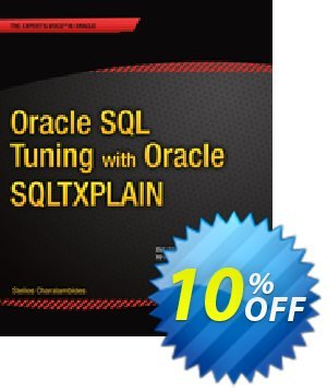 Oracle SQL Tuning with Oracle SQLTXPLAIN (Charalambides) discount coupon Oracle SQL Tuning with Oracle SQLTXPLAIN (Charalambides) Deal - Oracle SQL Tuning with Oracle SQLTXPLAIN (Charalambides) Exclusive Easter Sale offer for iVoicesoft