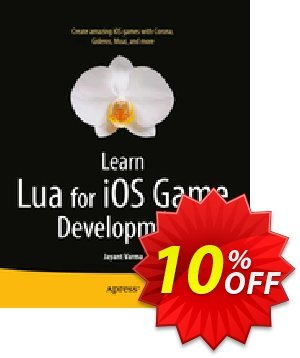 Learn Lua for iOS Game Development (Varma) discount coupon Learn Lua for iOS Game Development (Varma) Deal - Learn Lua for iOS Game Development (Varma) Exclusive Easter Sale offer for iVoicesoft