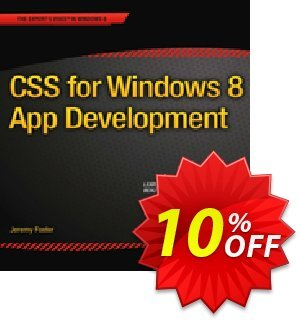 CSS for Windows 8 App Development (Foster) discount coupon CSS for Windows 8 App Development (Foster) Deal - CSS for Windows 8 App Development (Foster) Exclusive Easter Sale offer for iVoicesoft