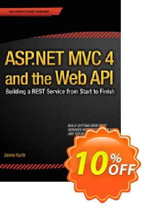 ASP.NET MVC 4 and the Web API (Kurtz) discount coupon ASP.NET MVC 4 and the Web API (Kurtz) Deal - ASP.NET MVC 4 and the Web API (Kurtz) Exclusive Easter Sale offer for iVoicesoft