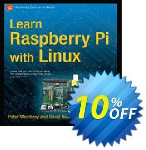 Learn Raspberry Pi with Linux (Membrey) discount coupon Learn Raspberry Pi with Linux (Membrey) Deal - Learn Raspberry Pi with Linux (Membrey) Exclusive Easter Sale offer for iVoicesoft