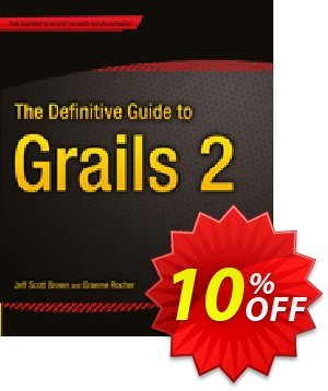 The Definitive Guide to Grails 2 (Brown) discount coupon The Definitive Guide to Grails 2 (Brown) Deal - The Definitive Guide to Grails 2 (Brown) Exclusive Easter Sale offer for iVoicesoft