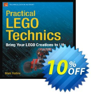 Practical LEGO Technics (Rollins) 優惠券,折扣碼 Practical LEGO Technics (Rollins) Deal,促銷代碼: Practical LEGO Technics (Rollins) Exclusive Easter Sale offer for iVoicesoft