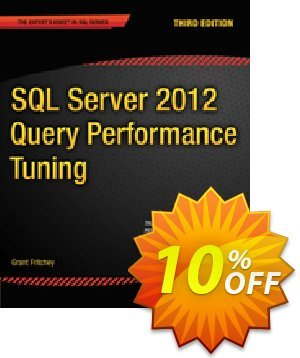 SQL Server 2012 Query Performance Tuning (Fritchey) discount coupon SQL Server 2012 Query Performance Tuning (Fritchey) Deal - SQL Server 2012 Query Performance Tuning (Fritchey) Exclusive Easter Sale offer for iVoicesoft